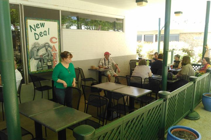 Pet Friendly New Deal Cafe