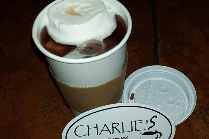 Pet Friendly Charlie's Coffeehouse