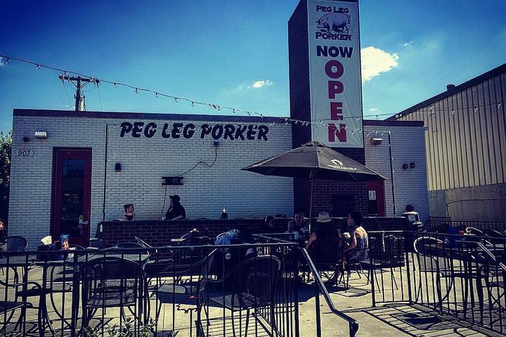 Pet Friendly Peg Leg Porker