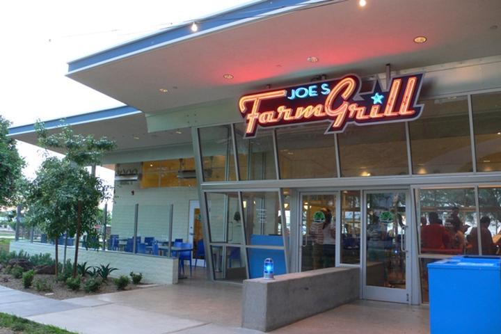 Pet Friendly Joe's Farm Grill