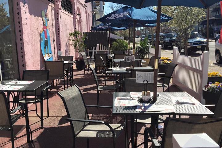 Dog Friendly Restaurants In West Atlantic City Nj Bring Fido