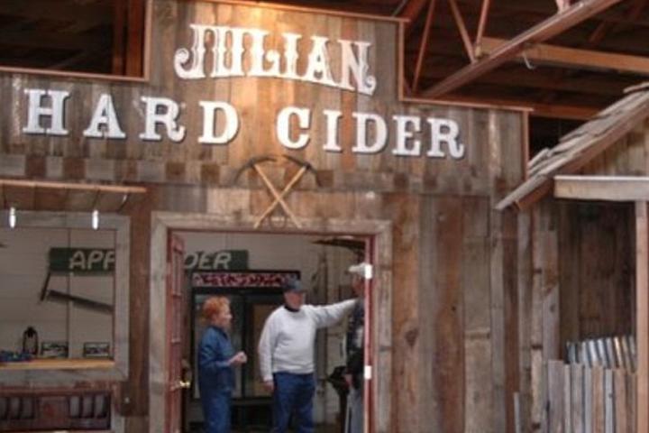 Pet Friendly Julian Hard Cider