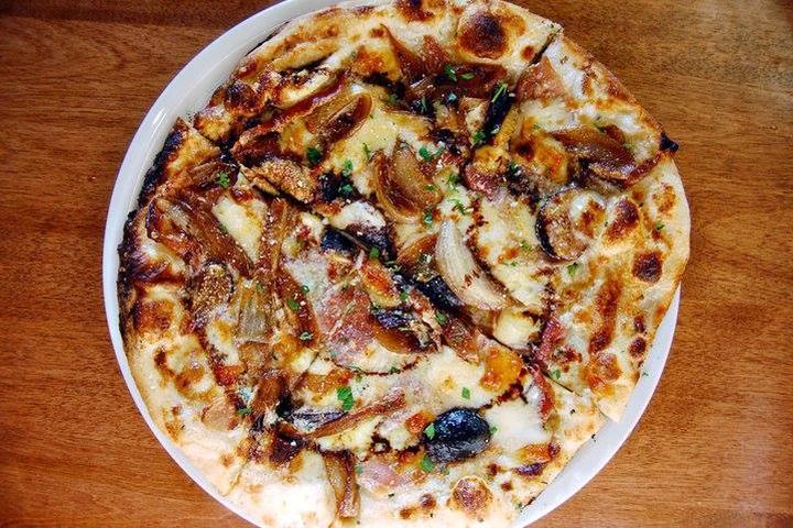 Pet Friendly Mia's Pizza