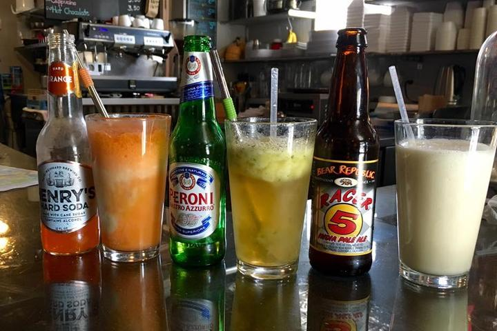Pet Friendly Coolside Gelato Bar
