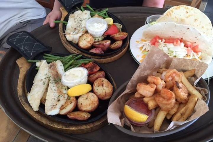Pet Friendly Fish Tales Seafood & Steak House
