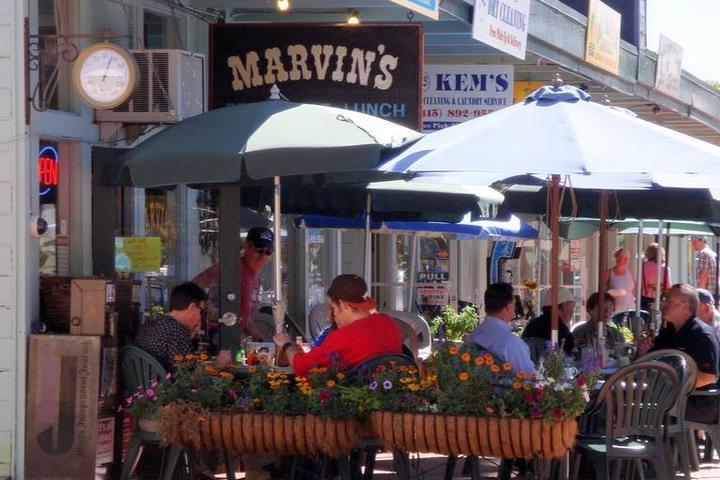 Pet Friendly Marvin's Restaurant