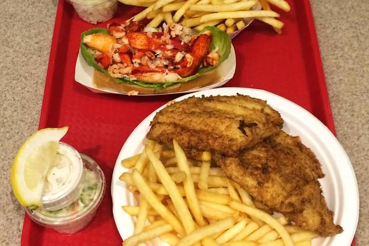 Pet Friendly Arnold's Lobster and Clam Bar