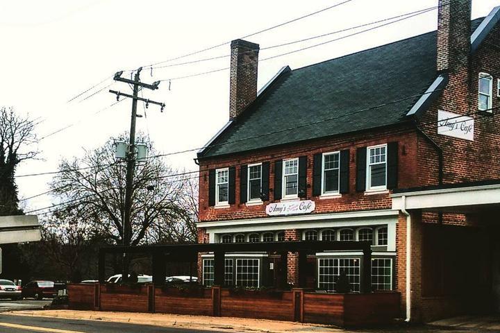 Dog Friendly Restaurants In Fredericksburg Va Bring Fido