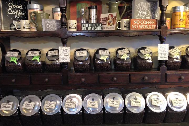 Pet Friendly Cool Beans Coffee Shop