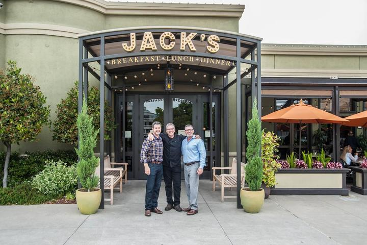 Pet Friendly Jack's Restaurant and Bar