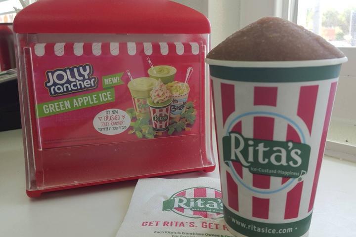Pet Friendly Rita's Frozen Custard