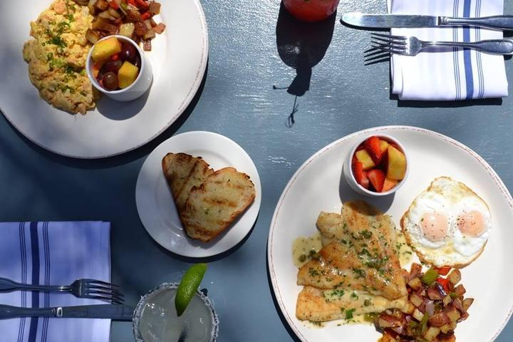 Pet Friendly Bluewater Grill Seafood Restaurant