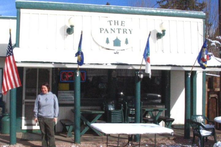 Pet Friendly Pantry Restaurant
