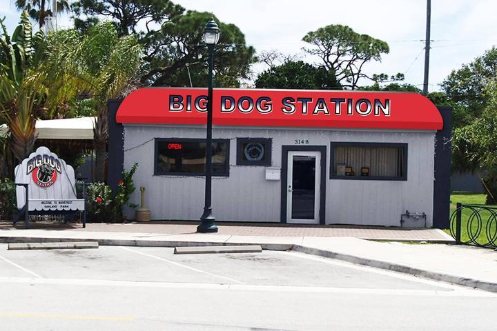 Pet Friendly Big Dog Station