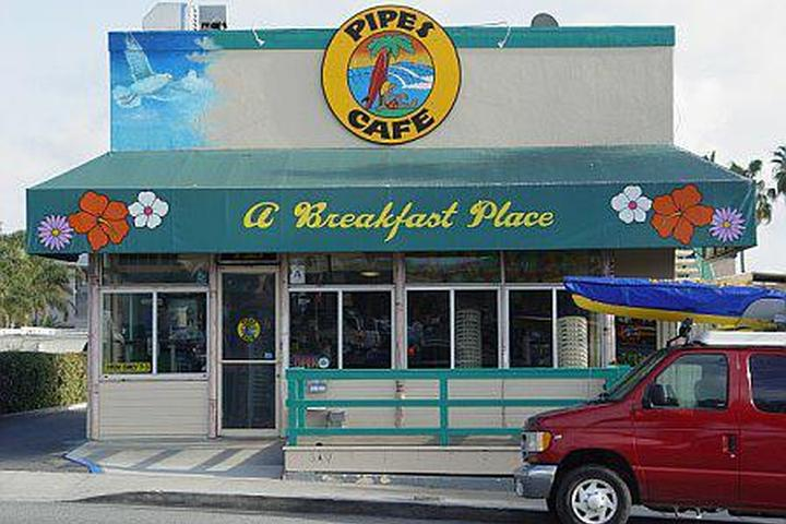 Pet Friendly Pipes Cafe
