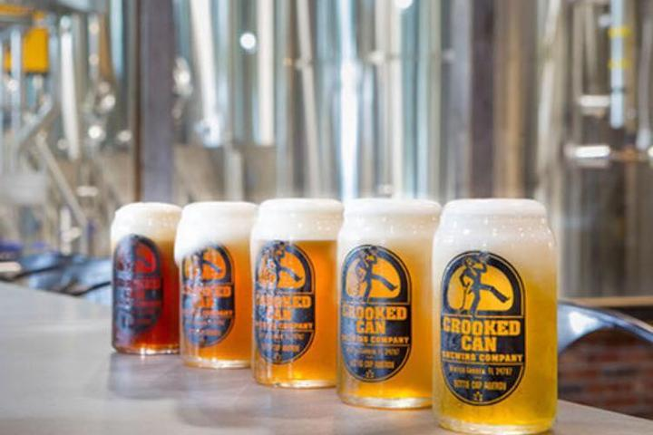 Pet Friendly Crooked Can Brewing Co.
