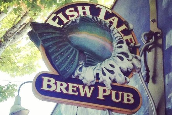 Pet Friendly Fish Tale Brewery