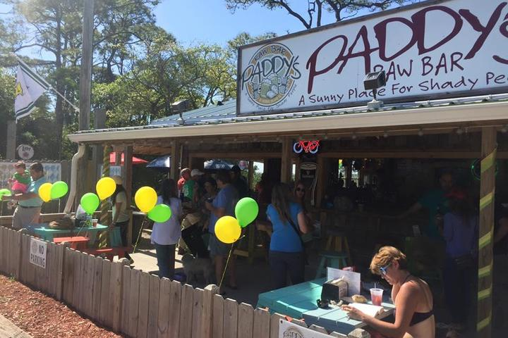 Pet Friendly Paddy's Raw Bar