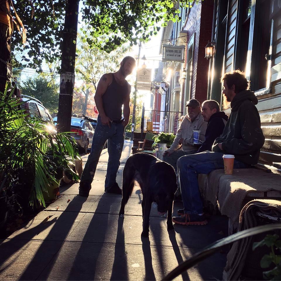 Lost Dog Coffee Fine Arts Drink Emporium Is Dog Friendly