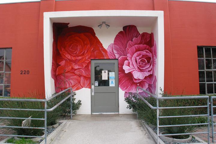Pet Friendly Rose Cafe