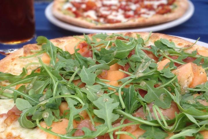 Pet Friendly Brixx Wood Fired Pizza