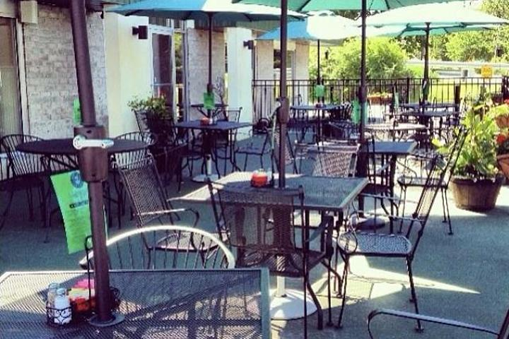 Pet Friendly Timothy's Riverfront Grill