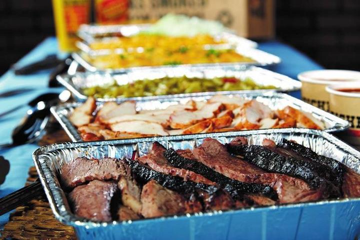Pet Friendly Dickey's Barbecue Pit