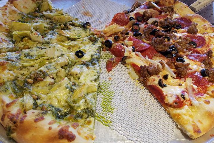 Pet Friendly Bill's Pizza
