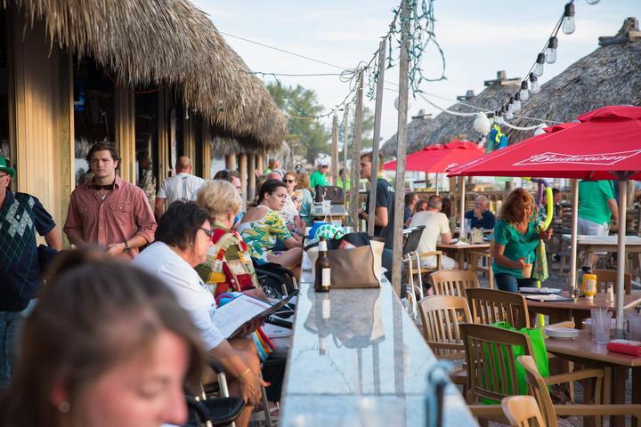 Pet Friendly Gulf Drive Cafe