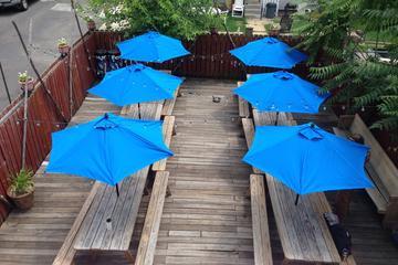Pet Friendly Blue Pit BBQ & Whiskey Bar