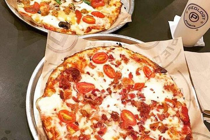 Pet Friendly Pieology Pizzeria