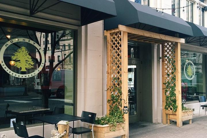 Pet Friendly Mooney's Mediterranean Cafe