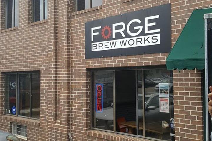 Pet Friendly Forge Brew Works
