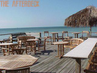 Backyard Restaurant Key West the afterdeck bar at louie's backyard is dog friendly!