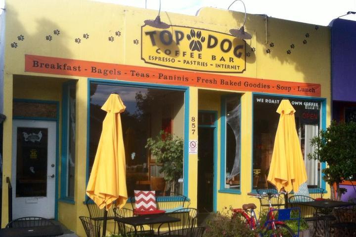 Pet Friendly Top Dog Coffee Bar