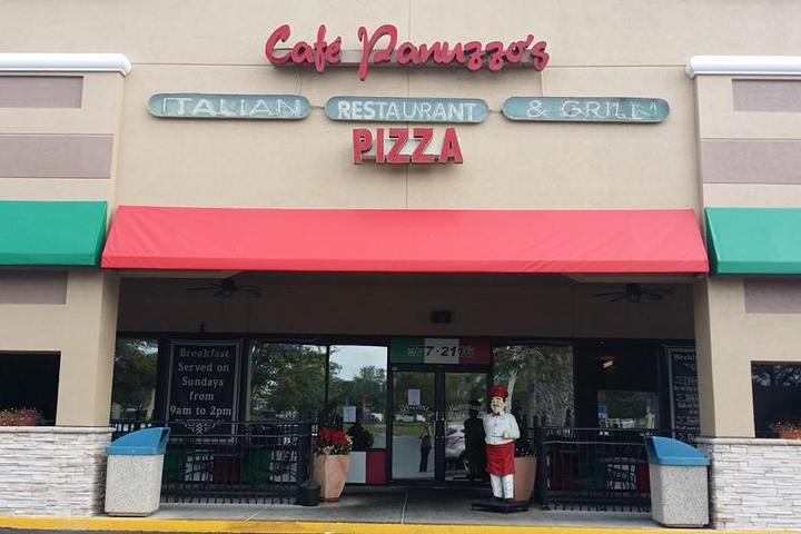 Pet Friendly Cafe Panuzzo's