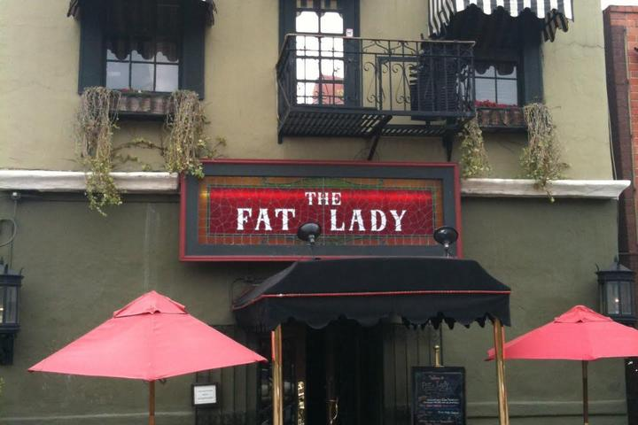 Pet Friendly The Fat Lady Restaurant