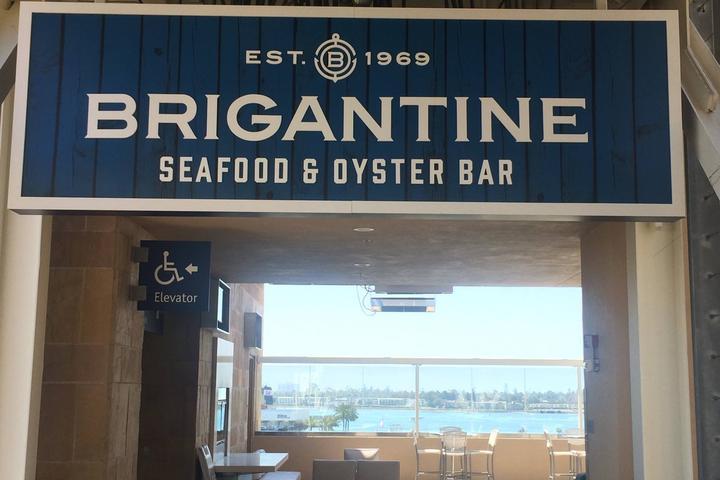 Pet Friendly Brigantine Seafood Restaurant