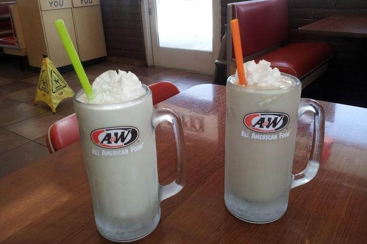 Pet Friendly A&W Root Beer