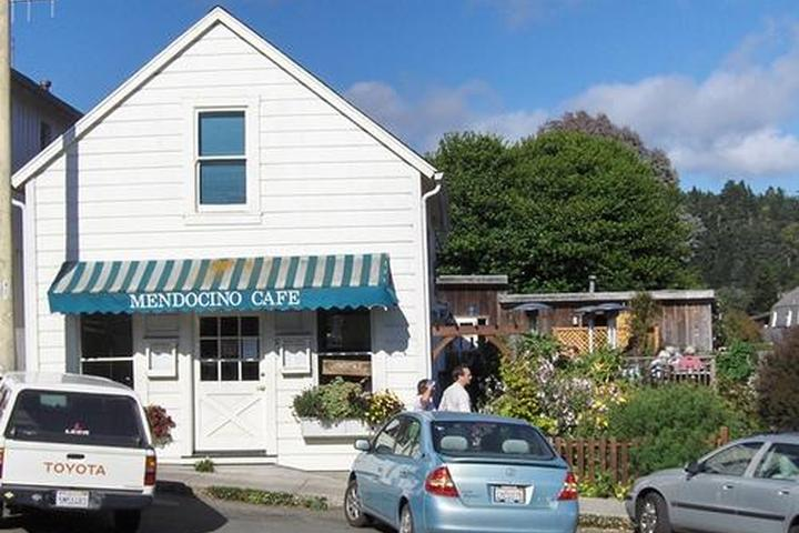 Pet Friendly The Mendocino Cafe