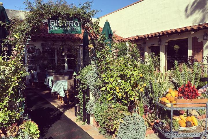 Pet Friendly Rancho Santa Fe Bistro