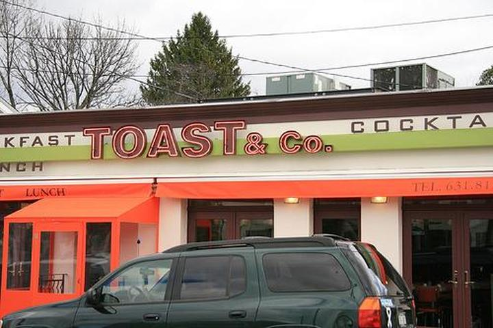 Pet Friendly Toast & Co.