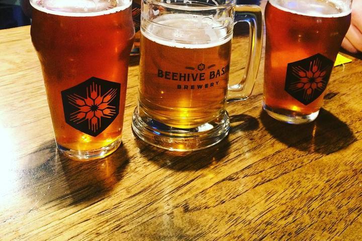 Pet Friendly Beehive Basin Brewery