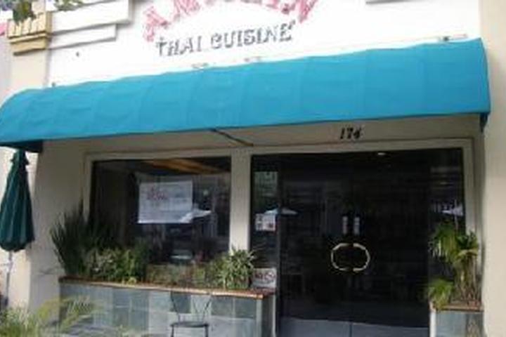 Pet Friendly Amarin Thai Cuisine