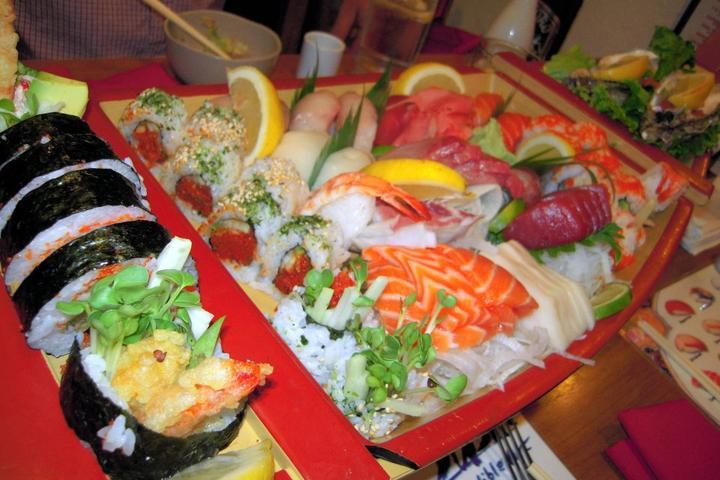 Pet Friendly Champa Sushi & Thai Restaurant