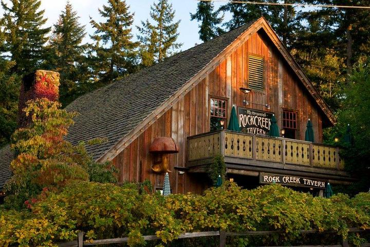 Pet Friendly mcMenamins Rock Creek Tavern