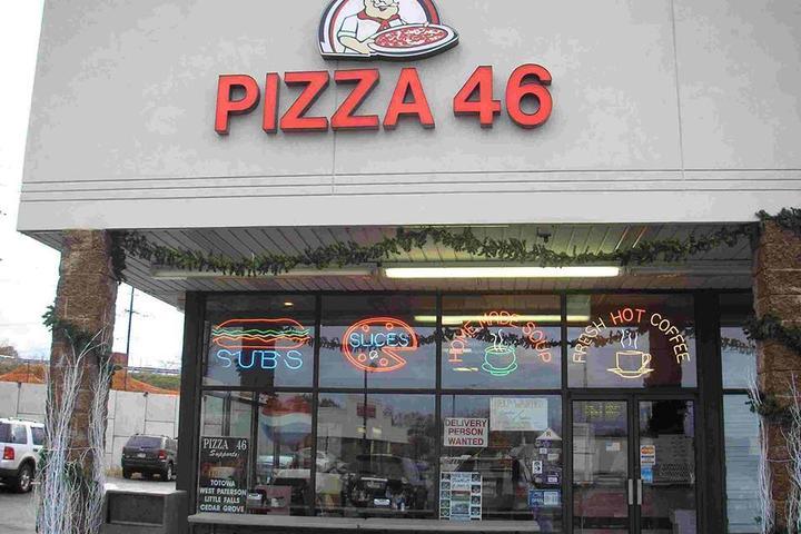 Pet Friendly Pizza 46