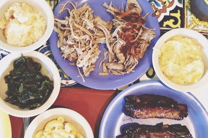Pet Friendly Hickory Hollow Barbeque