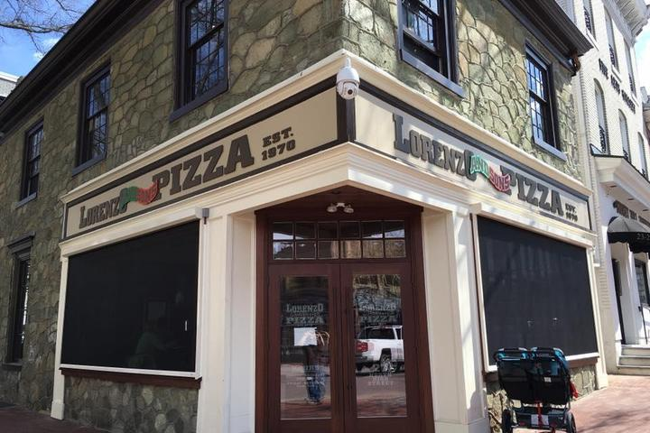 Pet Friendly Lorenzo and Sons Pizza
