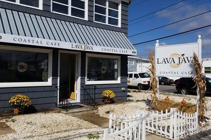Pet Friendly Lava Java House